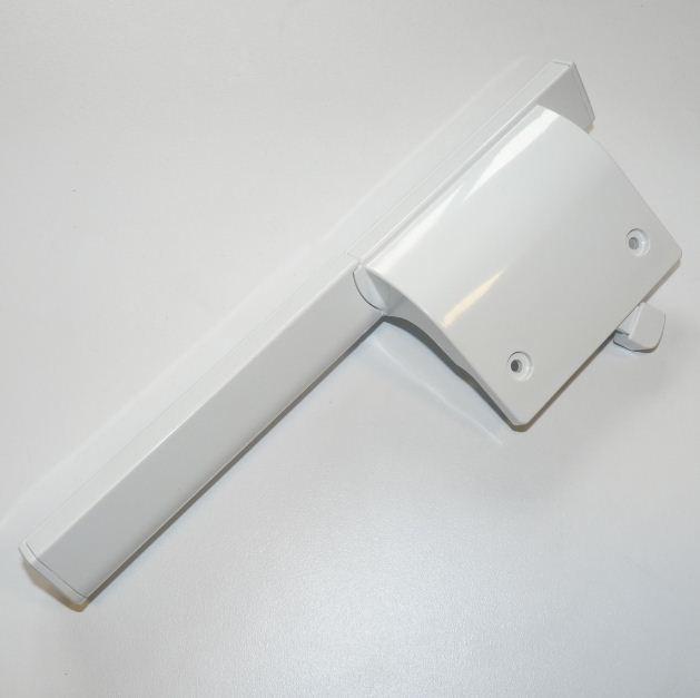 poign e de porte blanche pour r frig rateur whirlpool r f rence 480132101544. Black Bedroom Furniture Sets. Home Design Ideas