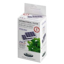 Lot de 2 filtre antibactériens