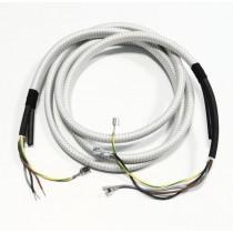 Cable vapeur pour centrale vapeur