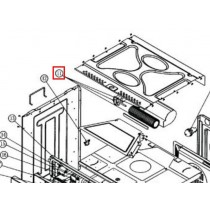 Ventilateur tangenciel (repère 11)