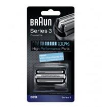 Cassette de rasage Series 3, noir - 32B