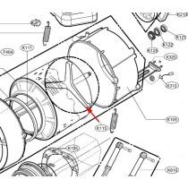 Croisillon de tambour (repère K115)