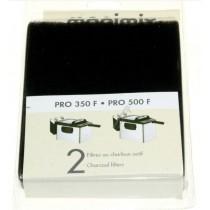 Kit filtres charbon actif Magimix Friteuse PRO 350F et 500F