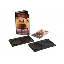 Lot de deux plaques pancakes Tefal XA801012