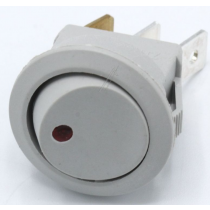 Interrupteur gris