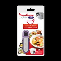 Clé USB 25 recettes d'Asie pour Cookeo