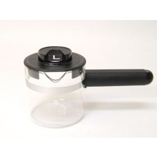 Verseuse+couvercle Noir F0274200