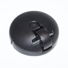 1 x Roulette pour aspirateur Diamètre 67mm