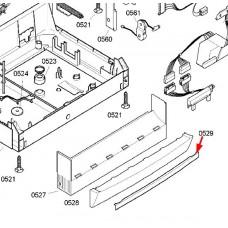 Joint de bandeau inférieur (repère 0529)