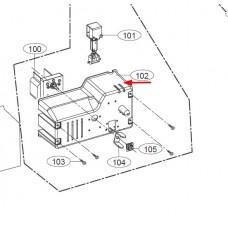 Boitier moteur (repère 102)