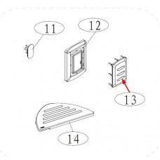 RUBBER LIP (repère 13)