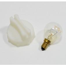 Ampoule du four + outil de démontage