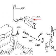 Module de puissance programmé (rep. 0570)