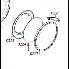 Cache rond (repère 0224)