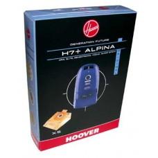 5 Sacs aspirateur Hoover Alpina
