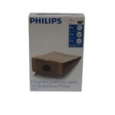 4 sacs aspirateur Philips