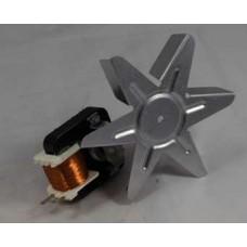 Moteur de ventilateur avec hélice