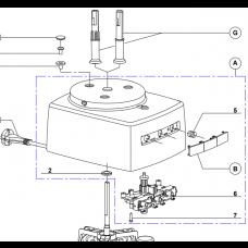 Capot moteur (repère A)