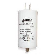 Condensateur 3µF 450V