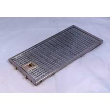 Filtre métal inox pro 290mm x 145mm
