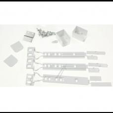 Kit de montage porte intégrée