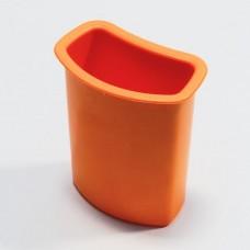 Poussoir orange Le Mini Plus