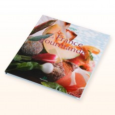 "Livre ""La France Gourmande"""