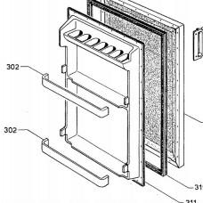 Balconnet (repère 302)