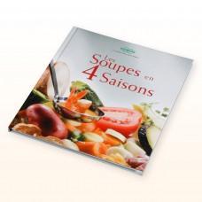 """Livre """"Les Soupes en 4 saisons"""""""