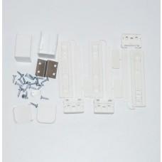 Kit de montage pour porte intégrée