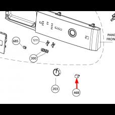 Bouton marche / arrêt (repère 468)