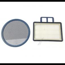 Kit filtre Hepa + filtre rond