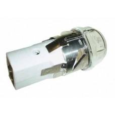 Douille + hublot de lampe 87mm