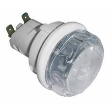 Douille + hublot de lampe Diam. 55mm