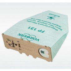 6 sacs filtres VK130/VK131