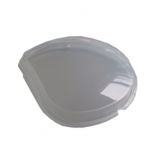 Couvercle transparent de bouilloire