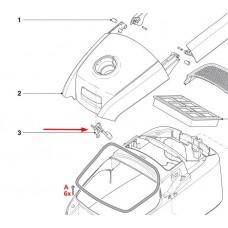 Dustbag detector incl. spring (repère 3)