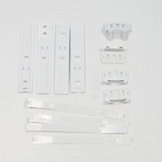 Kit glissières de porte