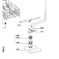 BRAS DE CYCLAGE INFERIEUR (repère 7211)