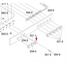 Bouton thermostat (repère 3311)