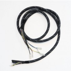 Cable + tube vapeur - 1,70m