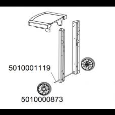 Axe de roues 5010001119
