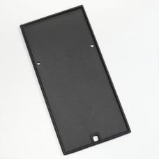 Petite plaque de cuisson fonte réversible 45cmX22.5cm