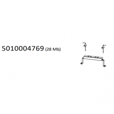 Kit électrodes + support 28 mb