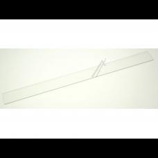 Visière en verre 60cm