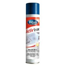 SPRAY POLISH INOX/VITRE 500ML WPRO
