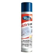 SPRAY POLISH INOX/VITRE 500ML WPRO
