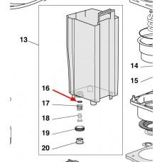 Joint silicone noir (repère 16)
