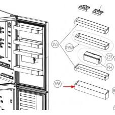 Balconnet inférieur (repère 838)