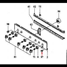 Interrupteur allumage (repère 97)